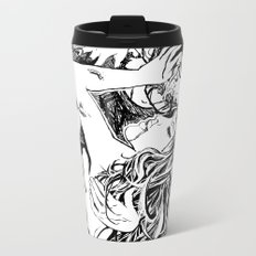 Necromantic Metal Travel Mug
