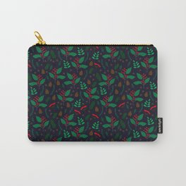 Red Winterberry Carry-All Pouch