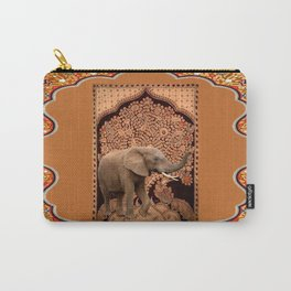 Hathi - Rudyard Kiplings Jungle Book Carry-All Pouch