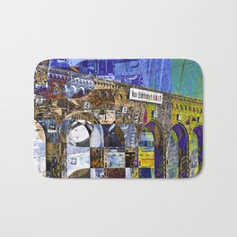 City Sound of Berlin Bath Mat