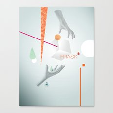 Frask - Hands Canvas Print