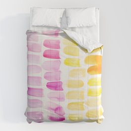 2    | 191128 | Abstract Watercolor Pattern Painting Comforters