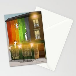 London Colors Stationery Cards