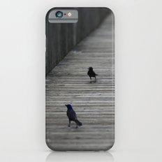 Black Birds Slim Case iPhone 6s