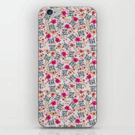 Pretty Sweary: Fresh out of Fucks- Grey iPhone Skin