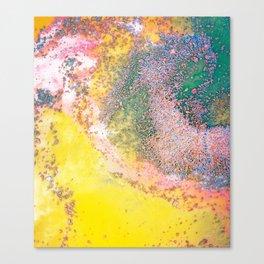 Random Bliss #abstract #modernart Canvas Print