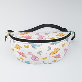 Dino party Fanny Pack