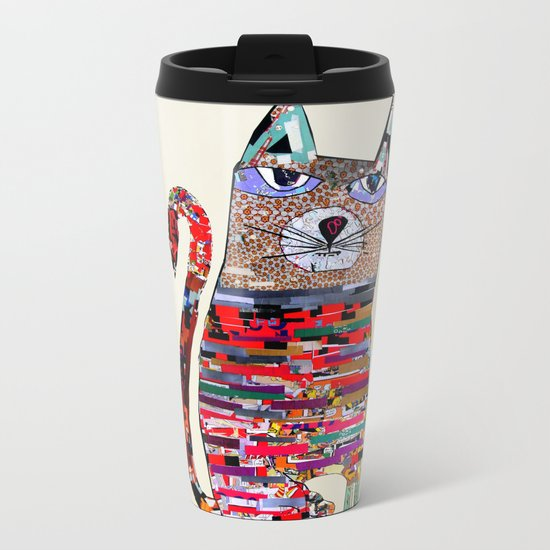 pepper Metal Travel Mug