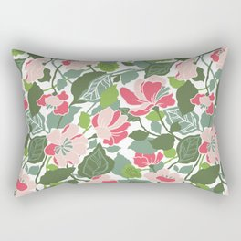 leaves 1 Rectangular Pillow