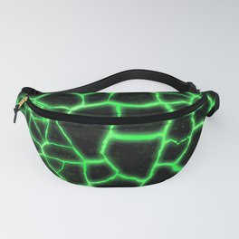Green Inferno Magma Fanny Pack