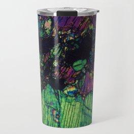 Pyroxene Crystals Travel Mug
