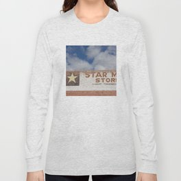 Star Mine Store Drumheller Long Sleeve T-shirt