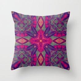 Mandala 33 Throw Pillow