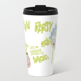 Party Metal Travel Mug