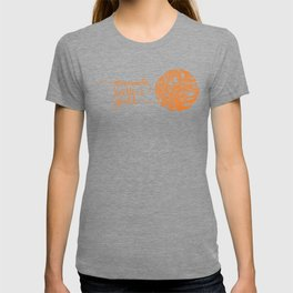 MKG Yarn - Orange T-shirt