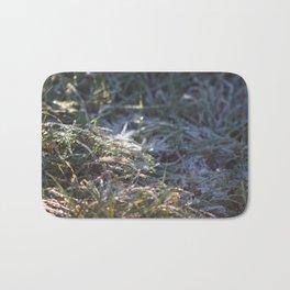 Frosty Underfoot Bath Mat
