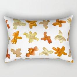 Orange Peel Party Rectangular Pillow