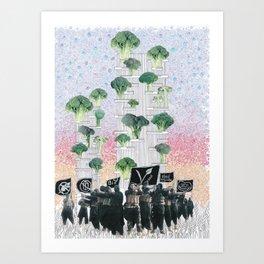 v per vitello Art Print