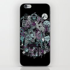 Supernature In The City Of Poison Syrup And Hope Candy iPhone & iPod Skin