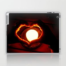 Let Love Shine Laptop & iPad Skin