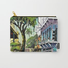 Duval Street, Key West Carry-All Pouch