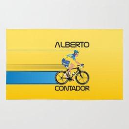 Alberto Contador Rug
