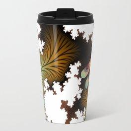 Fall Dragonflies Travel Mug