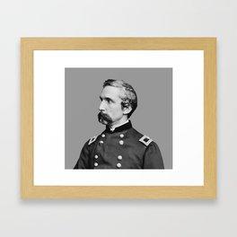 General Joshua Lawrence Chamberlain Framed Art Print