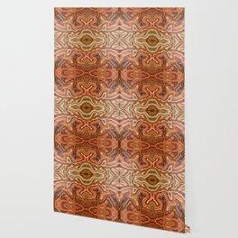 Abstract #1 - IV - Orange Wallpaper