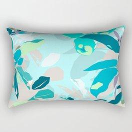 Apple tree zoom in Rectangular Pillow