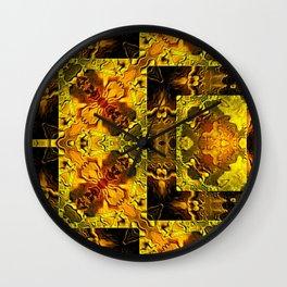 Formula XVII Wall Clock