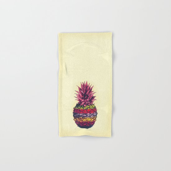 Job's pine Hand & Bath Towel