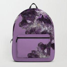 Amethyst Asteroid Backpack