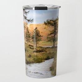 Lake District landscape Travel Mug