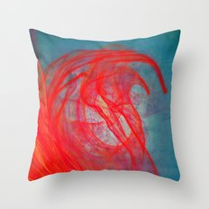 Return from the Dusk Throw Pillow