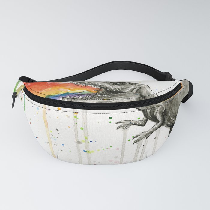 TRex_Rainbow_Puke_Fanny_Pack_by_Olechka__One_Size__fits_23_to_52_around_
