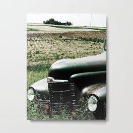 Pig Farm1 Metal Print