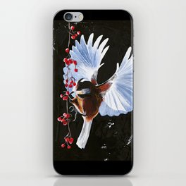 Tit - The Moment - by LiliFlore iPhone Skin