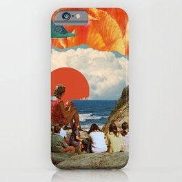 I Licked your skin and it tasted like summer iPhone Case