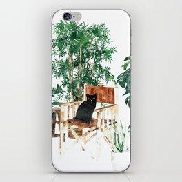 Boho Kitty iPhone Skin