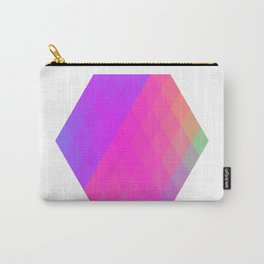 Hexagon? Carry-All Pouch