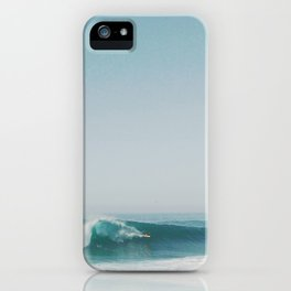 The Ride (Wedge, Newport Beach)  iPhone Case