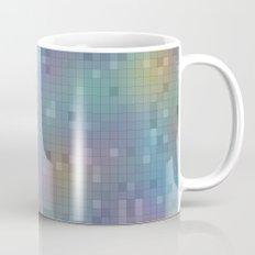pastel squares Mug