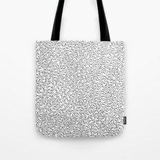 Sperm Pattern Tote Bag