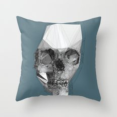 Out of yourself  Throw Pillow