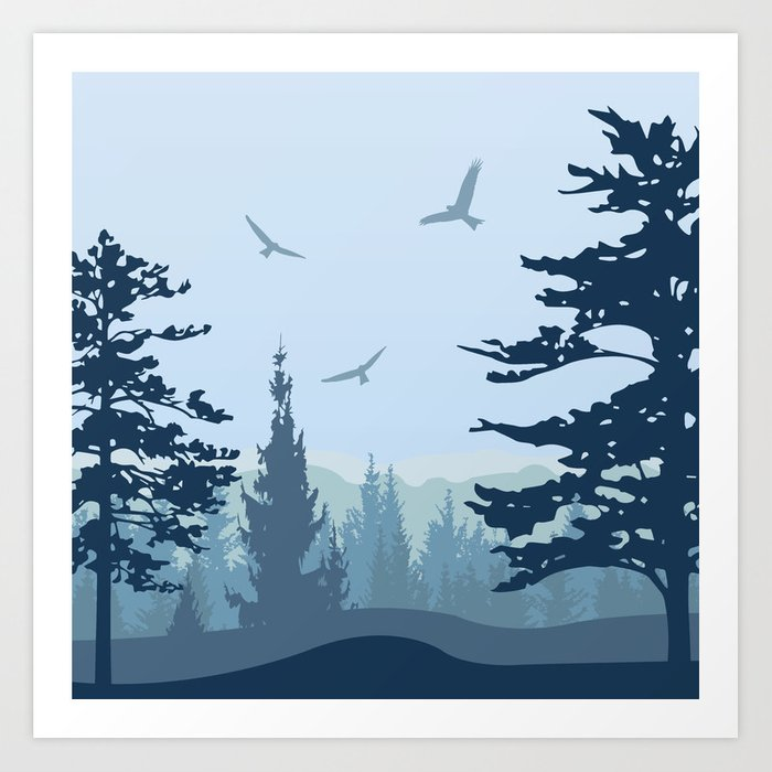 My Nature Collection No. 14 Art Print