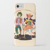 lsd iPhone & iPod Cases featuring LSD love by Natsuki Otani