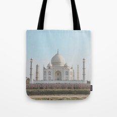 Taj Mahal, India Tote Bag