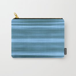 Abstraction Serenity in Ocean Carry-All Pouch