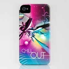 Chill Out iPhone (4, 4s) Slim Case